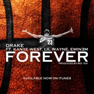 Drake Forever Cover